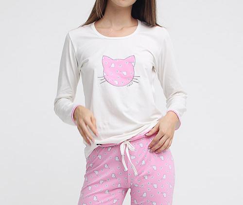 SWAP cicás hímzett pizsama